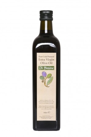 Extra Virgin Olive Oil  - 750ml Bottle - BBE04/15 - Nil Stock