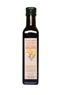 Olio agli Agrumi  - Extra virgin olive oil with citrus - 250ml - BBE12/2015